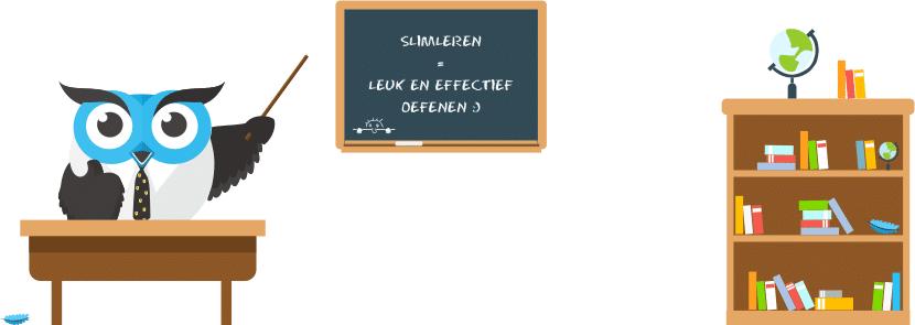 Slimleren - Online wiskunde oefenen