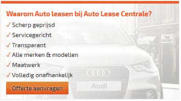 Auto leasen bij AutoLeaseCentrale | All-in zakelijk leasen
