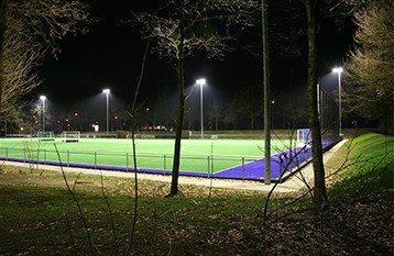 Sportveldverlichting LED | OVI Enschede