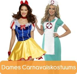 Leuke en originele dames carnavalskleding bestel je hier!